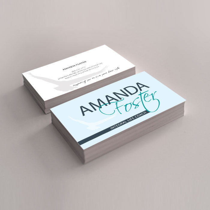 Business Card Design - NB Media