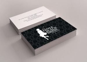 Business card design nb media business card designs reheart Choice Image