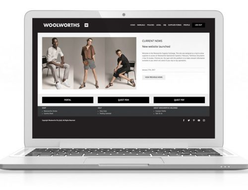 Woolworths – Clothing